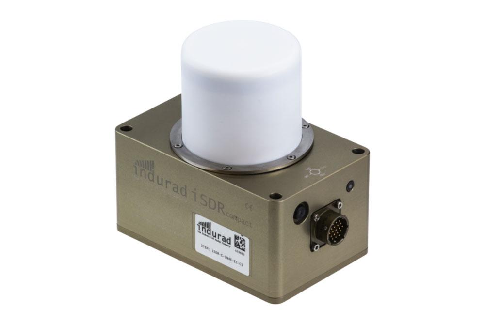 iSDR | 3D Radar Sensor for Rough Conditions | indurad GmbH